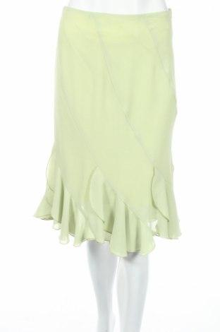 Пола VENER, Размер XS, Цвят Зелен, Полиестер, Цена 10,92лв.