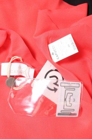 Пончо Capucci, Размер L, Цвят Розов, Коприна, Цена 149,85лв.