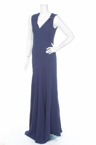 Šaty  Carven, Veľkosť M, Farba Modrá, 78% acetát, 22% viskóza, Cena  200,39€