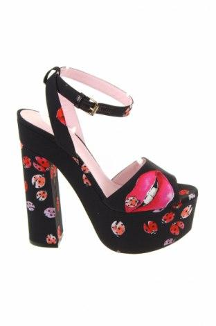 Sandále Giamba, Veľkosť 40, Farba Čierna, Textil, Cena  92,66€