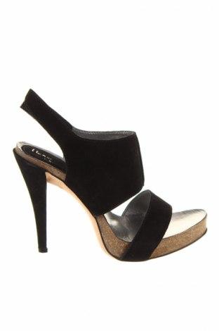 Sandály  Maria Cristina, Veľkosť 40, Farba Čierna, Prírodný velur , Cena  65,31€