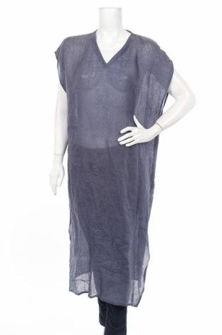 Tunika  Denis Colomb, Veľkosť S, Farba Modrá, 100% ľan, Cena  115,85€