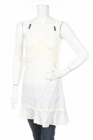 Τουνίκ Koton, Μέγεθος S, Χρώμα Λευκό, Λινό, Τιμή 5,75€