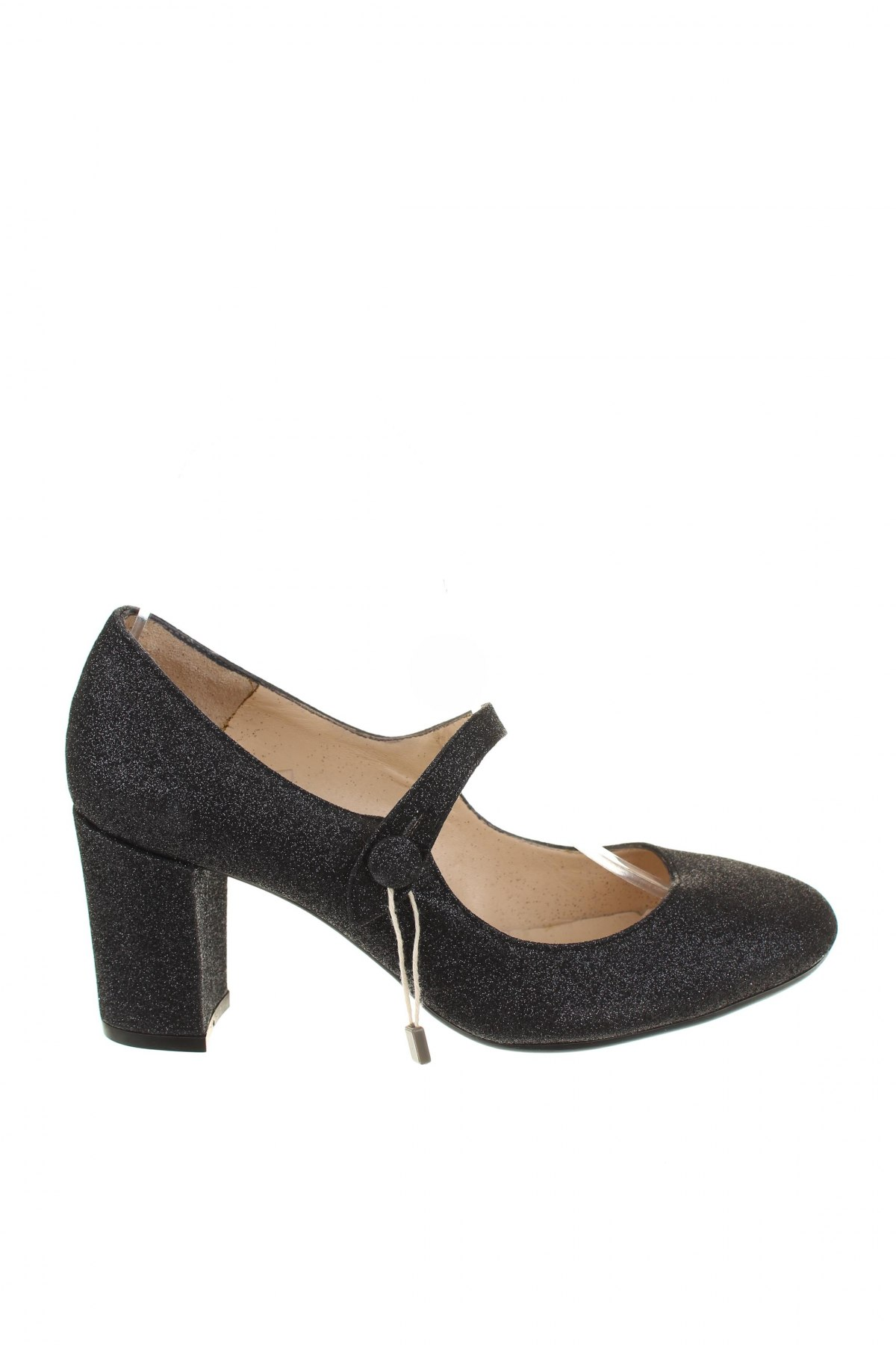 Дамски обувки Bruschi, Размер 36, Цвят Сив, Еко кожа, Цена 54,20лв.