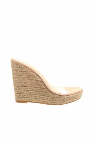 Papuci de casă Public Desire, Mărime 36, Culoare Alb, Poliuretan, Preț 102,32 Lei