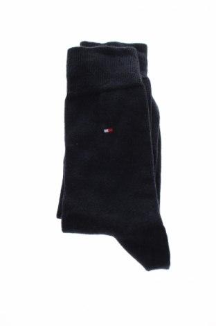 Ciorapi Tommy Hilfiger, Mărime M, Culoare Albastru, Preț 45,48 Lei