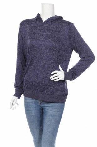 Дамска блуза Active&Co, Размер L, Цвят Син, 83% полиестер, 15% вискоза, 2% еластан, Цена 15,12лв.