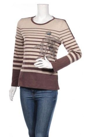 Дамска блуза Armand Thiery, Размер S, Цвят Бежов, Памук, Цена 10,08лв.