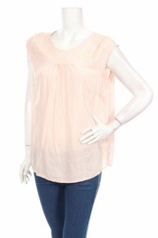 Дамска блуза Authentic, Размер XL, Цвят Розов, Модал, Цена 24,02лв.