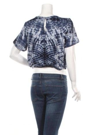 Дамска блуза Clockhouse, Размер XL, Цвят Син, Вискоза, Цена 18,02лв.