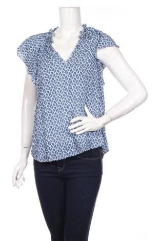 Дамска блуза H&M L.o.g.g, Размер XS, Цвят Син, Вискоза, Цена 7,15лв.