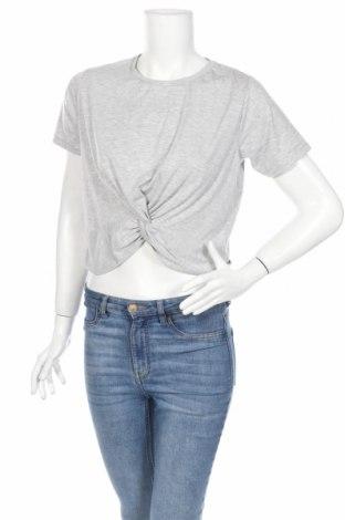 Дамска блуза Primark, Размер M, Цвят Сив, 65% полиестер, 30% вискоза, 5% еластан, Цена 29,90лв.