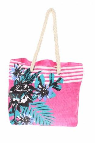 Дамска чанта, Цвят Розов, Други тъкани, Цена 24,48лв.