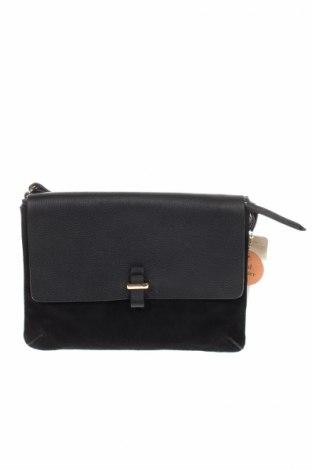 Dámska kabelka  Accessorize, Farba Čierna, Pravá koža , Prírodný velur , Cena  28,50€