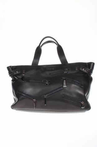 Дамска чанта Armani Jeans, Цвят Черен, Еко кожа, Цена 193,05лв.
