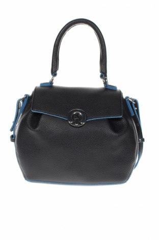 Дамска чанта Armani Jeans, Цвят Черен, Естествена кожа, Цена 529,00лв.