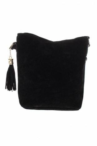 Geantă de femei Boohoo, Culoare Negru, Textil, Preț 64,42 Lei