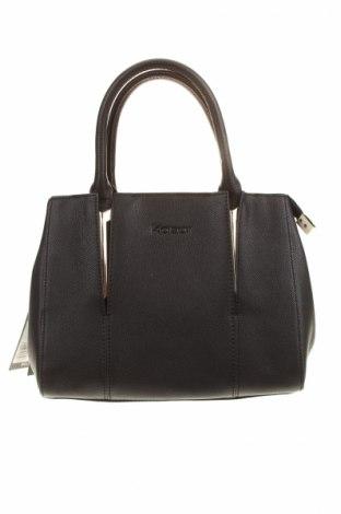 Γυναικεία τσάντα Kazar, Χρώμα Μαύρο, Γνήσιο δέρμα, Τιμή 36,48€