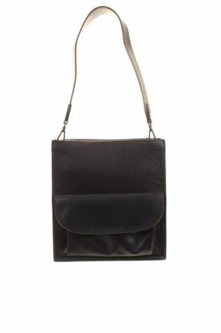 Γυναικεία τσάντα Marc O'polo, Χρώμα Μαύρο, Γνήσιο δέρμα, Τιμή 74,44€