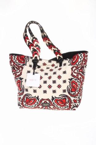 Dámska kabelka  Red Valentino, Farba Viacfarebná, Textil, pravá koža , Cena  396,39€