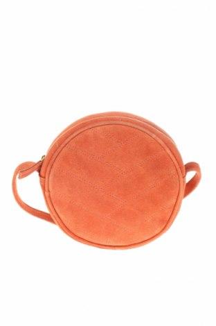 Dámska kabelka  Warehouse, Farba Oranžová, Prírodný velur , Cena  35,52€