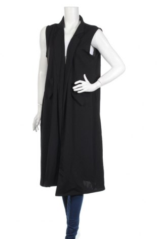 Dámsky kardigán Boohoo, Veľkosť XL, Farba Čierna, 95% polyester, 5% elastan, Cena  15,59€