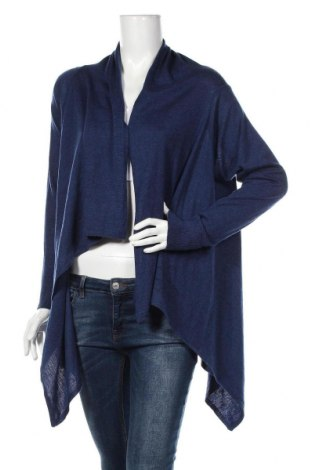 Γυναικεία ζακέτα Formul, Μέγεθος L, Χρώμα Μπλέ, 42% πολυεστέρας, 25% πολυαμίδη, 25%ακρυλικό, 8% μαλλί, Τιμή 16,55€