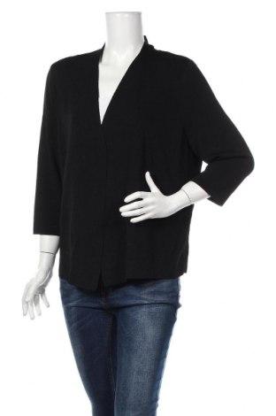 Γυναικεία ζακέτα Gerry Weber, Μέγεθος M, Χρώμα Μαύρο, Τιμή 24,19€