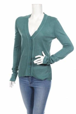 Γυναικεία ζακέτα Orsay, Μέγεθος L, Χρώμα Πράσινο, Τιμή 20,36€