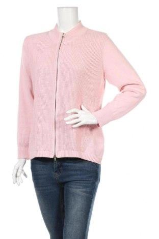 Γυναικεία ζακέτα Rabe, Μέγεθος M, Χρώμα Ρόζ , 50% βαμβάκι, 50%ακρυλικό, Τιμή 17,19€