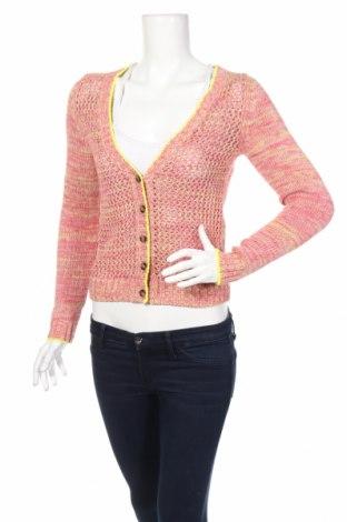 Γυναικεία ζακέτα S.Oliver, Μέγεθος XS, Χρώμα Πολύχρωμο, 90% βαμβάκι, 10% πολυεστέρας, Τιμή 22,91€