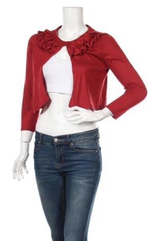 Γυναικεία ζακέτα Vero Moda, Μέγεθος M, Χρώμα Κόκκινο, Τιμή 15,92€