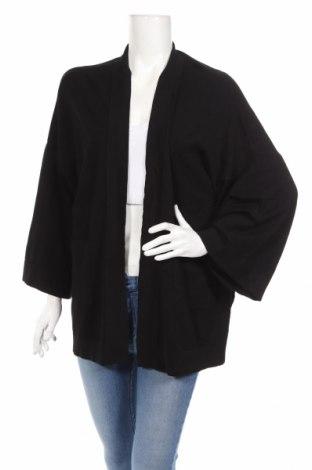 Γυναικεία ζακέτα Zara, Μέγεθος M, Χρώμα Μαύρο, Τιμή 20,36€
