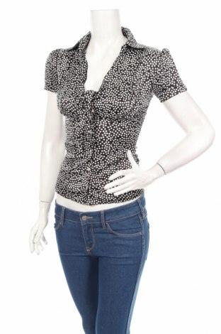 Γυναικείο πουκάμισο, Μέγεθος XS, Χρώμα Μαύρο, Τιμή 12,25€