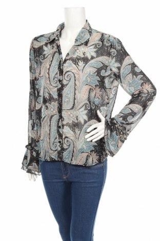 Γυναικείο πουκάμισο Apt.9, Μέγεθος M, Χρώμα Πολύχρωμο, Πολυεστέρας, Τιμή 11,75€