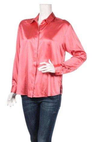 Damska koszula Joseph Janard, Rozmiar M, Kolor Różowy, 92% jedwab, 8% elastyna, Cena 121,63zł