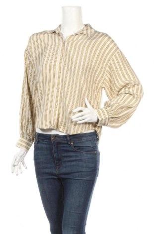 Дамска риза Levi's, Размер S, Цвят Бежов, 100% вискоза, Цена 66,24лв.