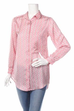 Γυναικείο πουκάμισο Zara, Μέγεθος XS, Χρώμα Ρόζ , Τιμή 14,64€