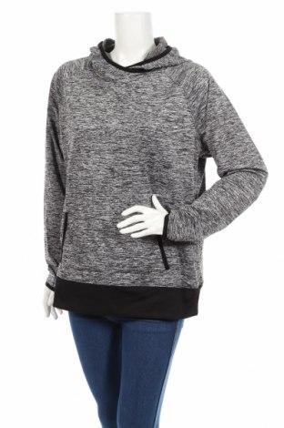 Дамска спортна блуза Active&Co, Размер XL, Цвят Сив, Полиестер, еластан, Цена 22,31лв.