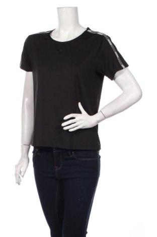 Γυναικείο t-shirt PUMA, Μέγεθος S, Χρώμα Μαύρο, Πολυεστέρας, πολυαμίδη, ελαστάνη, Τιμή 36,93€