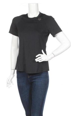 Tricou de femei Under Armour, Mărime M, Culoare Negru, 90% poliester, 10% elastan, Preț 127,11 Lei