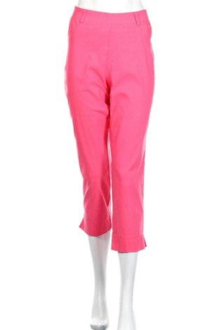 Blugi de femei Canda, Mărime XL, Culoare Roz, 70% viscoză, 26% poliamidă, 4% elastan, Preț 71,62 Lei