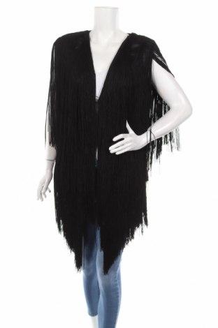 Γυναικείο γιλέκο, Μέγεθος S, Χρώμα Μαύρο, Τιμή 15,67€