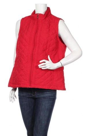 Dámská vesta  Millers, Rozměr XL, Barva Červená, 100% polyester, Cena  332,00Kč