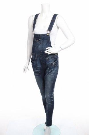 Salopetă de femei Only Jeans, Mărime M, Culoare Albastru, Preț 43,11 Lei