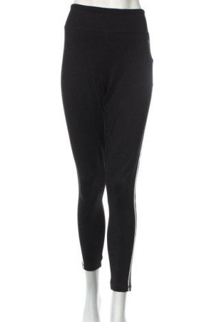 Γυναικείο κολάν Adidas, Μέγεθος XL, Χρώμα Μαύρο, 89% πολυεστέρας, 11% ελαστάνη, Τιμή 31,54€