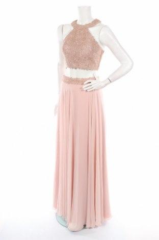 Дамски комплект Luxuar Limited, Размер S, Цвят Розов, Полиестер, Цена 59,15лв.
