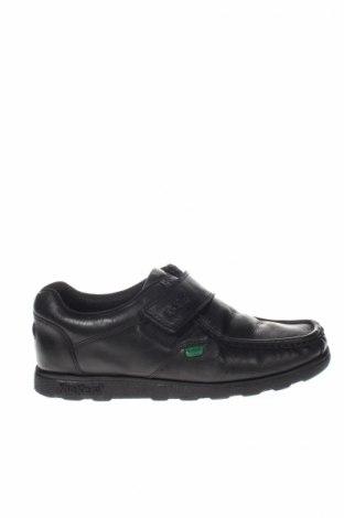 Női cipők Kickers, Méret 40, Szín Fekete, Valódi bőr, Ár 10080 Ft