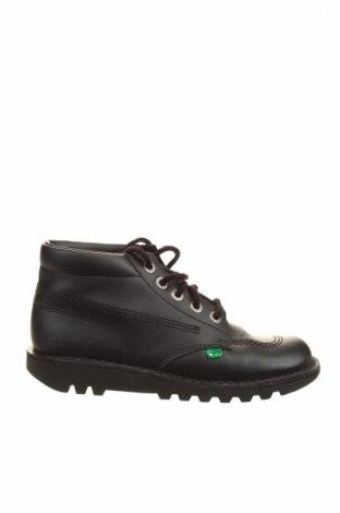 Női cipők Kickers, Méret 40, Szín Fekete, Valódi bőr, Ár 12480 Ft