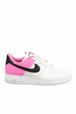 Dámske topánky  Nike, Veľkosť 41, Farba Biela, Textil, pravá koža , Cena  36,25€